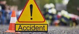 झापामा दुर्घटनाबाट अटो चालक सहित दुईको मृत्यु