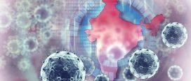 भारतमा कोरोना भाइरस सङ्क्रमितको सङ्ख्या एक करोड तीन लाख ५ हजारभन्दा बढी