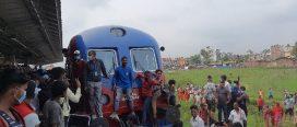 आइपुग्यो जनकपुरमा रेल (फोटो फिचरसहित)