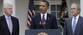 टेलिभिजनको लाइभमै ओबामा, बुस र क्लिन्टनले कोरोनाको खोप लगाउने