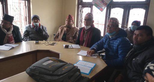 मुक्ति समाज मोरङको विस्तारित बैठक सम्पन्न