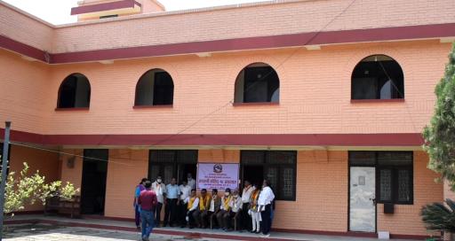 मोरङको ग्रामथान गाउँपालिकाले सञ्चालन गर्यो कोभिड–१९ अस्थायी अस्पताल