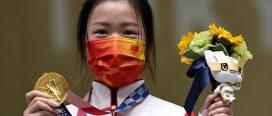 चीनले जित्यो ओलम्पिकको पहिलो स्वर्ण