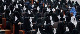 महिलाहरूले पुरुषसँग बसेर पढ्न नपाउने तालिबानको घोषणा, नयाँ नियम लागू
