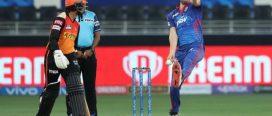 आईपीएल : हैदराबादलाई ८ विकेटले हराउँदै दिल्ली शीर्ष स्थानमा