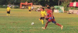 विराटनगरमा मिल्स भेट्रान्स फुटबलः मर्निङ भेट्रान्स क्वाटरफाइनलमा